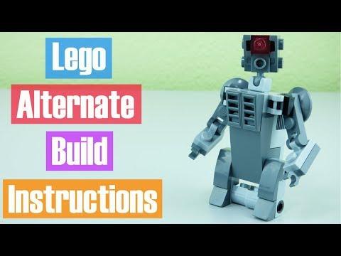 Linkvideoyoutube Lego Star Wars First Order Assault Walker Polybag
