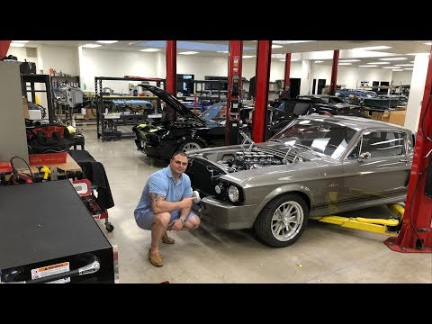 Will the real ELEANOR please start up - Factory Tour