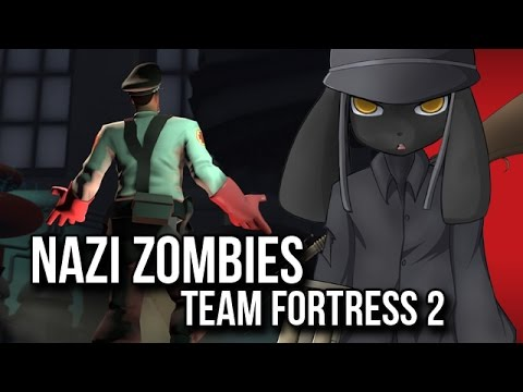 Nazi Zombies Team Fortress 2 W Subscribers Youtube