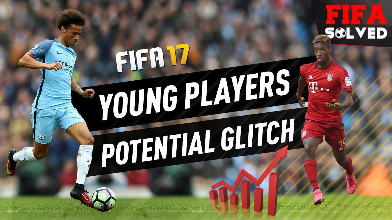 Fifa 17 Potential Spieler