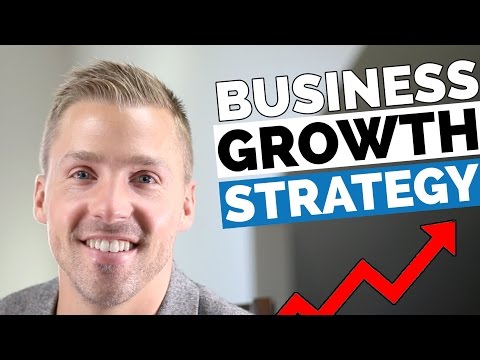Business Growth Strategy - How To Grow Your Business For Entrepreneurs