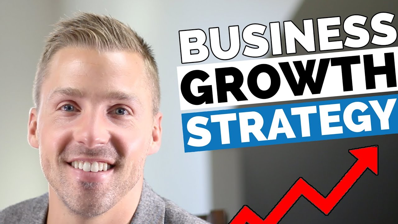 how to develop a business growth strategy