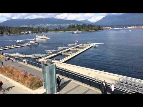 Burrard Inlet, Vancouver 22 September
