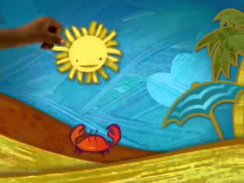 Playhouse Disney Ident - Beach [2007-2011]
