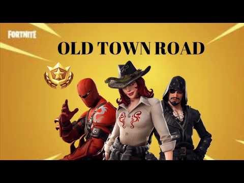 Fortnite Montage| Old Town Road
