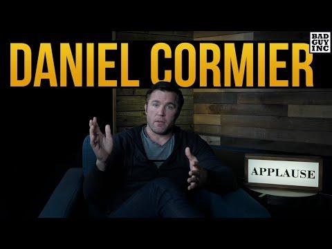 What happens if Daniel Cormier wins the belt and retires?