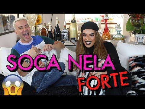 Soca Nela Forte feat Gloria Groove  HottelMazzafera