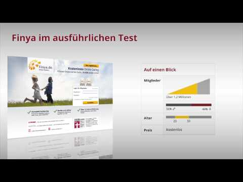 Finya Test - so gut ist die größte kostenlose Singlebörse Deutschlands wirklich