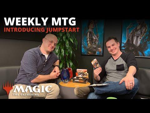 Weekly MTG | Introducing Jumpstart