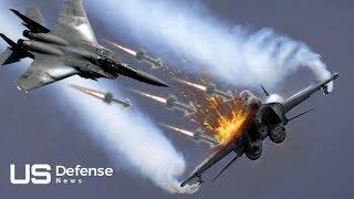 Американский F16 против Российского МиГ-29 - кто выиграет? комментарии иностранцев