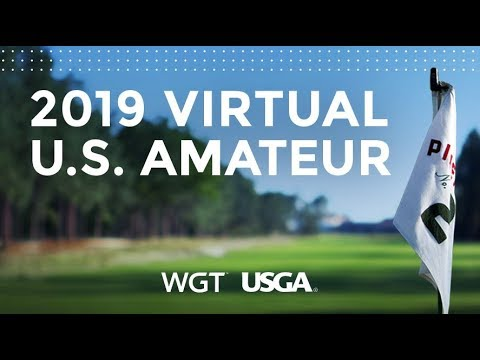 WATCH LIVE! 2019 U.S. Virtual Amateur Golf Championship