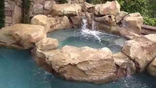 Laguna Tide Pool Feature.