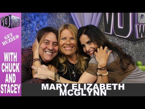 Mary Elizabeth McGlynn PT1 - Voice Over Actor & Director EP213