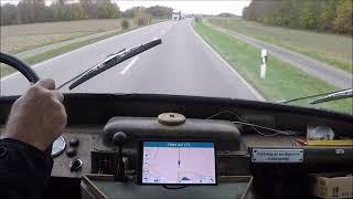 OPTIMOG 20181107 Beschleunigungsfahrt Unimog 411b