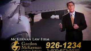 Louisiana 18 Wheeler & Car Wreck Lawyer - Gordon McKernan - Minor Crash