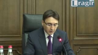 ՀՀ Նախագահի աշխատակազմի ղեկավար Արմեն Գևորգյան