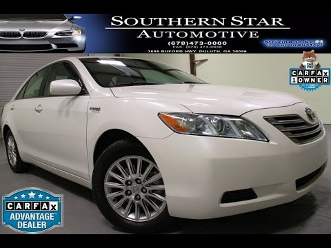 2007 toyota camry hybrid 50th anniversary edition youtube. Black Bedroom Furniture Sets. Home Design Ideas