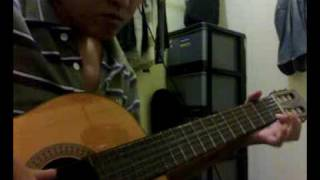 Stand By Me - SHINee - Boys Over Flowers - Guitar Solo