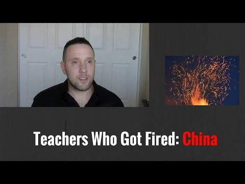 My Teacher Colleague in China Got Fired for Inappropriately Touching a Student