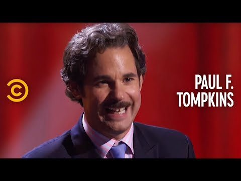 Paul F. Tompkins  Laboring Under Delusions  Rules of Daniel DayLewis