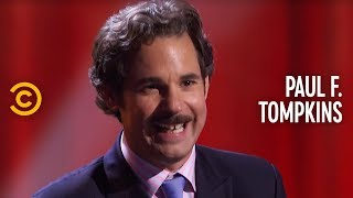 Paul F. Tompkins - Laboring Under Delusions - Rules of Daniel Day-Lewis