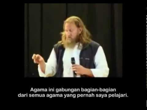 Perjalanan menuju Islam - Abdur Raheem Green 1