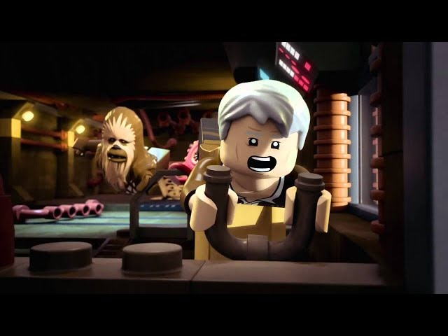 LEGO Star Wars Az Ellenállás Hajnala 1. Évad 2. rész: A Rathtar Bonyodalom