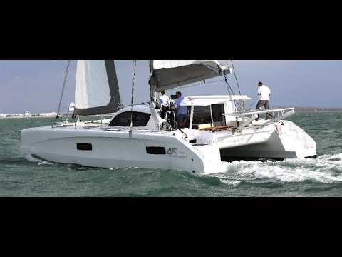Outremer 45 For Sale | JUST CATAMARANS | Exclusive Outremer