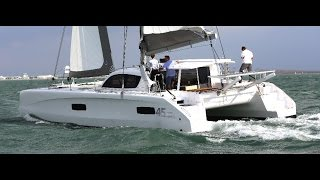 New Outremer 45 video