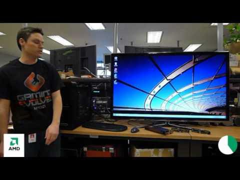 Как настроить AMD HD3D - Видео