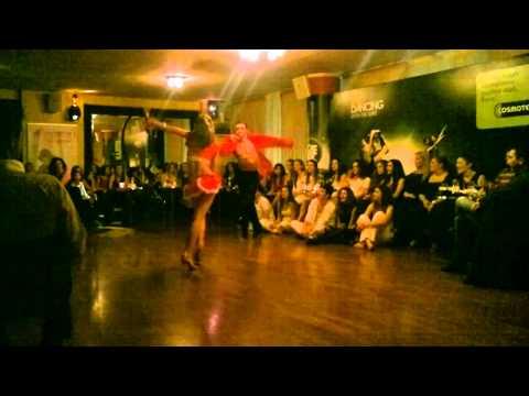 Alex & Stella Samba 22/12/2012