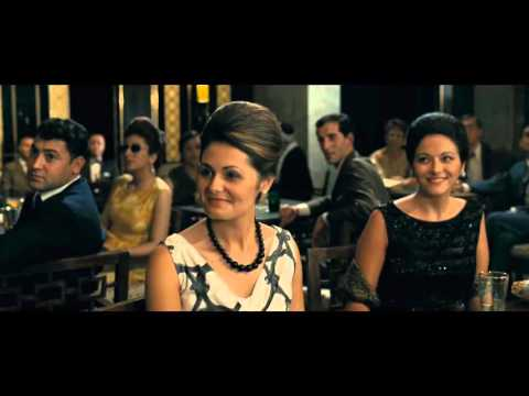 OSS 117 Le Caire Nid d'espions (Cairo, Nest of Spies) - Bambino song (1080 HD)