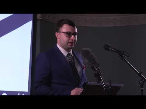 YI Conference 2018 Davide Quadri (Movimento Giovani Padani (Lega))