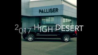 2017 Chevrolet High Desert