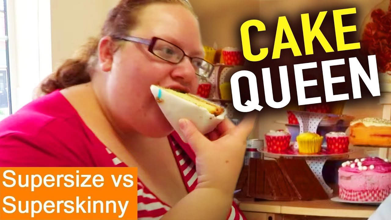 Download Cake OBSESSED   Supersize Vs Superskinny   S07E06   How To Lose Weight   Full Episodes
