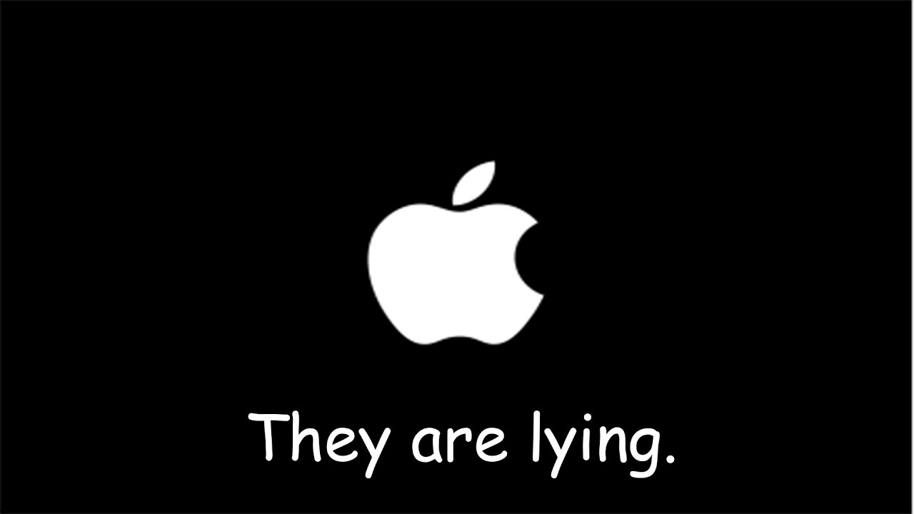 Apple Lies