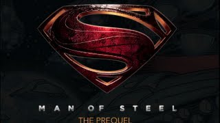 Man of Steel - The Prequel Comic Book