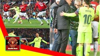 ManUtd News - Lionel Messi: What Ole Gunnar Solskjaer told Barcelona star after Man Utd loss