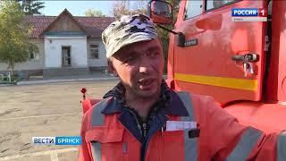 Коммунальные службы Брянска готовятся к зиме