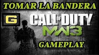 Call of Duty Modern Warfare 3 Multiplayer /TOMAR LA BANDERA / Gameplay /HD