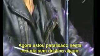 "Bruce Springsteen - I Ain""t Got  No Home - Legendado em Português"