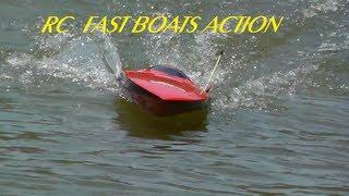 JRC ,RC Fast race boats ! 2013