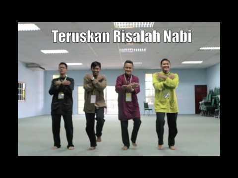 Langkah Pejuang by Fasi Kem Cinta Rasul Nisa' SB + Bakewanis SB
