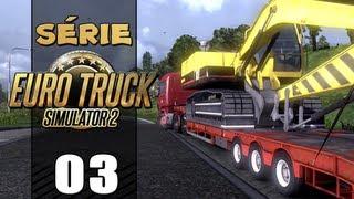 Euro Truck Simulator 2 - Saindo de Belo Horizonte