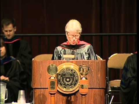 McCombs School of Business BBA Commencement Fall 2011