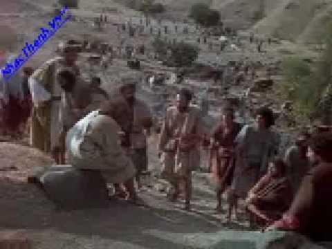 """Phim """"Cuộc đời chúa Jesus"""" chap 5"""