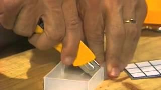 Rubik Cube In 2 Dimensions