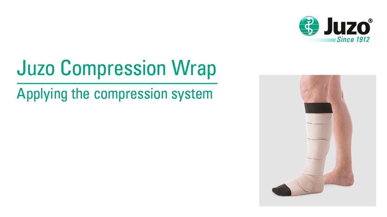 43889752df Juzo Compression Wrap - Lower limb - Compression therapy - Compression  garments - Products - Juzo