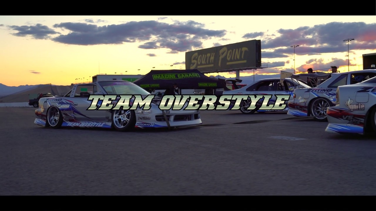 TEAM OVERSTYLE - SPIRIT OF THE STREETS [OFFICIAL]