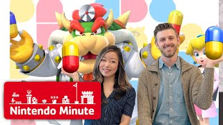 Dr. Mario World New Versus Mode Gameplay - Nintendo Minute